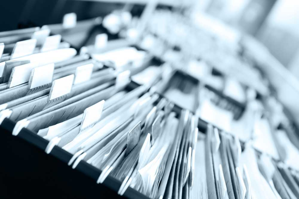38% of SA Businesses Fear Damage or Theft of Paper Documents