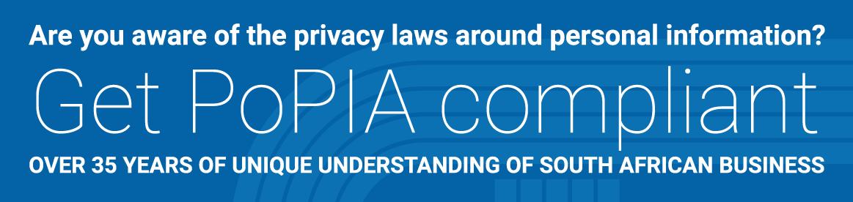 PoPIA Compliance