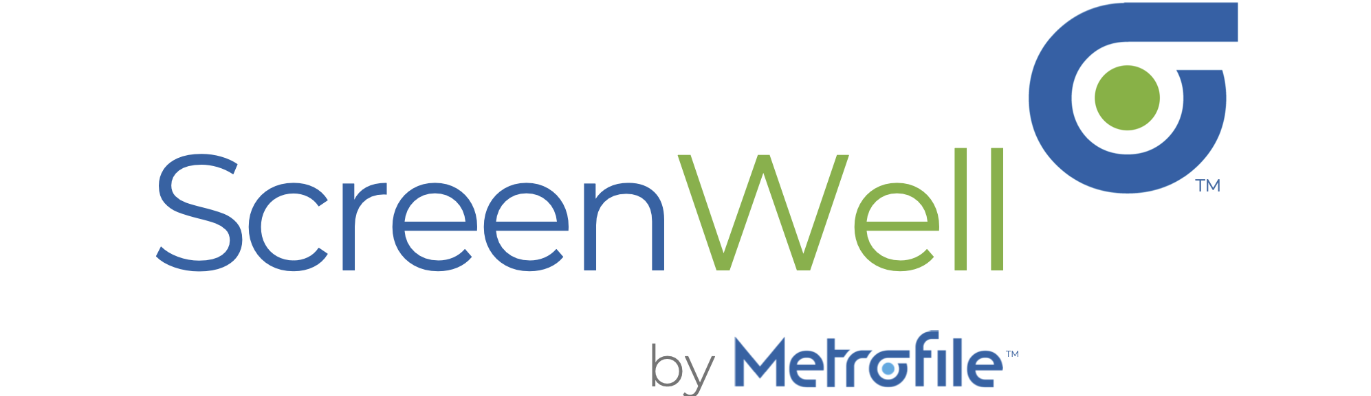Screen Well Logo